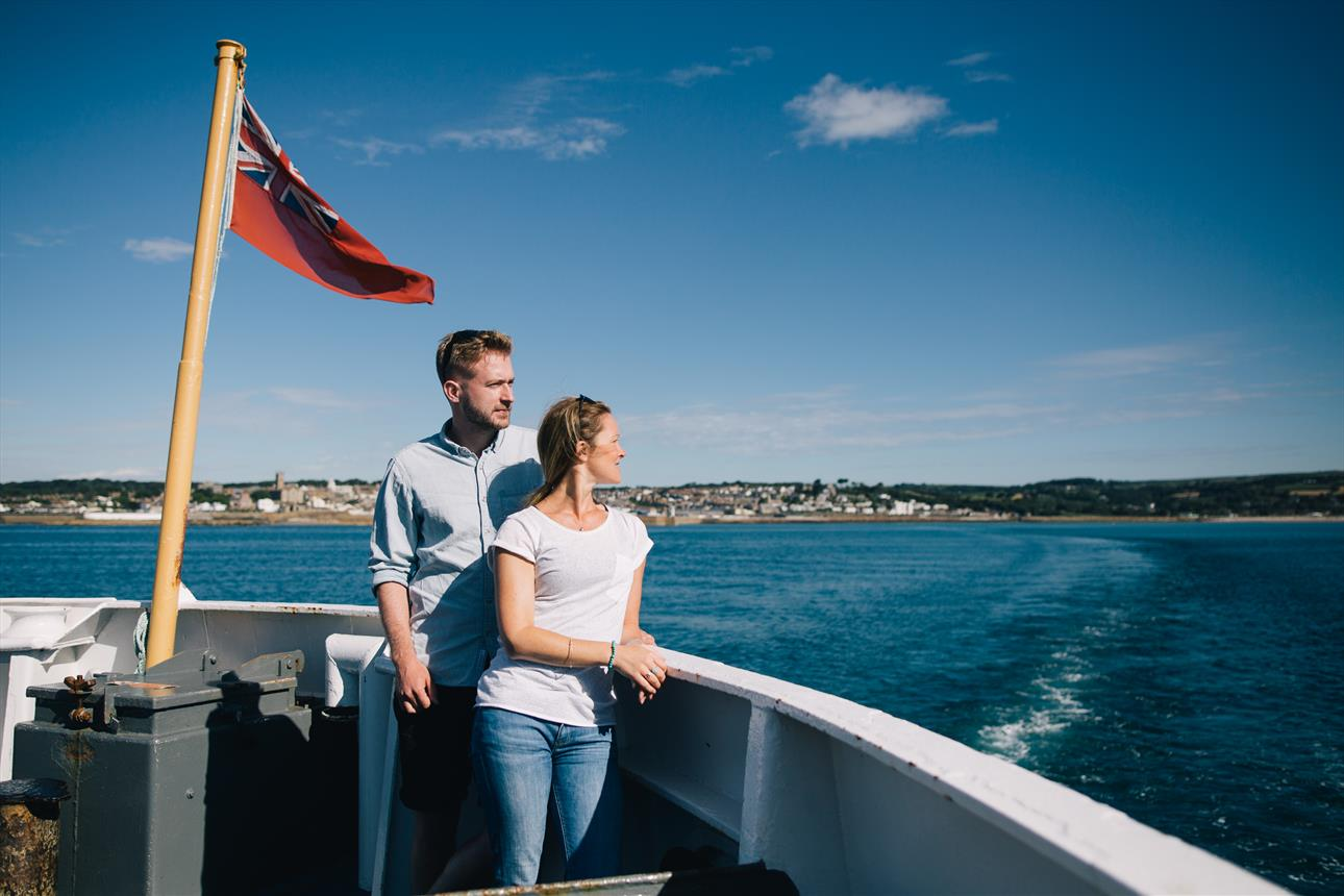 Scillonian III Passenger Ferry - Boat Trips & Tours in St