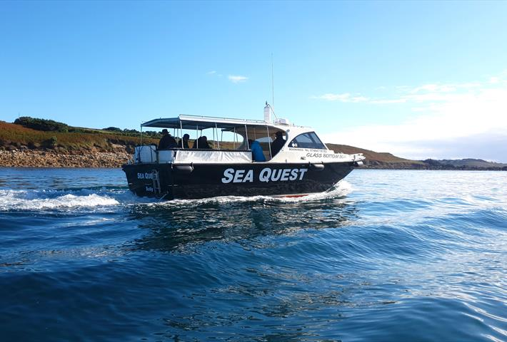SeaQuest Glass Bottom Boat