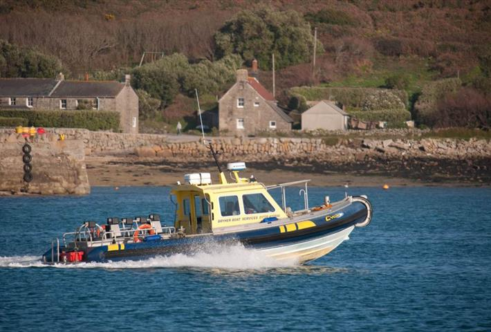 Tresco Boat Services